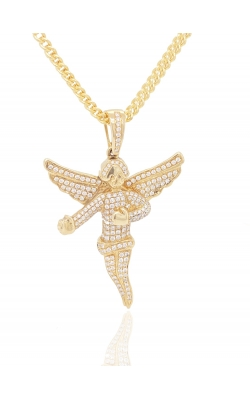 Diamond Angel pendant  product image